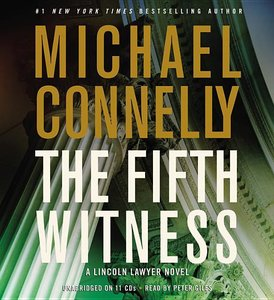The Fifth Witness. Der fünfte Zeuge, Audio-CD, englische Version