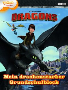 Dragons Grundschulblock