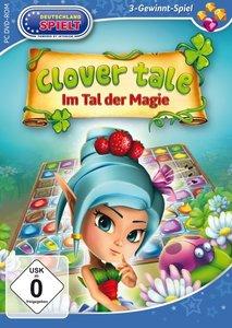 Clover Tale: Im Tal der Magie (3-Gewinnt-Spiel)