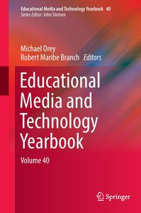 Educational Media and Technology Yearbook 40
