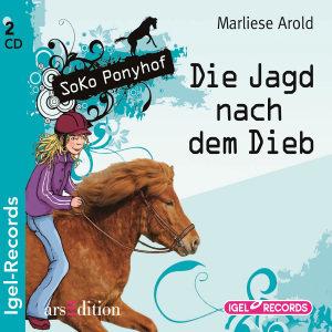 Soko Ponyhof 03-Die Jagd Nach