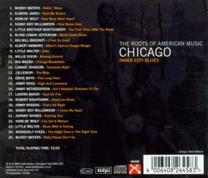 The Roots Of American Music-Chicago Inner City Blu