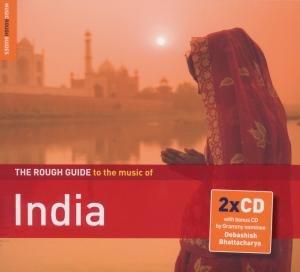 Rough Guide: India (+Bonus-CD