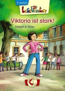 Lesepiraten - Viktoria ist stark!