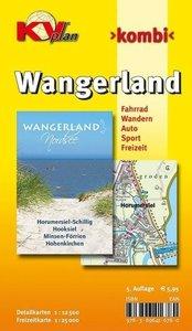 Wangerland mit Horumersiel-Schillig, Hooksiel, Minsen-Förrien, H
