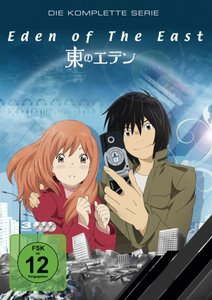Eden of the East-Die komplette Serie (Standard)