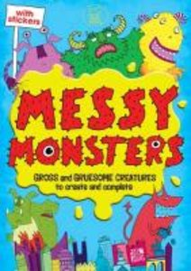 Messy Monsters