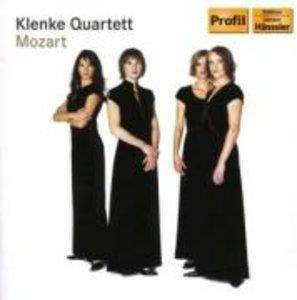 Streichquartett K 387+K 421