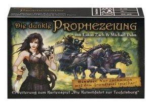 Pegasus ADL01026 - Die Kutschfahrt zur Teufelsburg, Die dunkle P