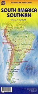 South America Southern 1 : 2 600 000