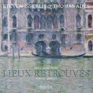 Lieux retrouv?s-Werke für Cello & Klavier