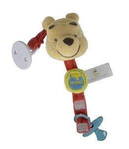 Simba 6315873645 - Disney Winnie The Puuh, Plüsch Schnullerband,