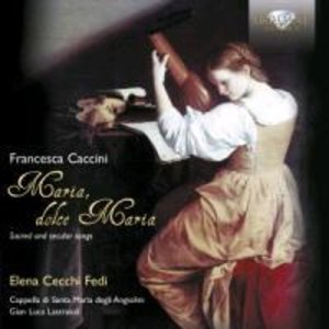 Maria,Dolce Maria-Sacred And Secular Songs