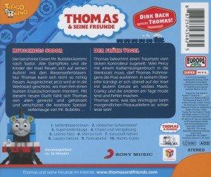 Thomas und seine Freunde 19. Rutschiges Sodor