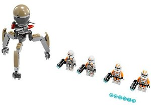 LEGO® Star Wars 75036 - Utapau Troopers