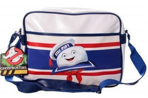 Ghostbusters Marshmallow Man Umhängetasche, Messenger Bag