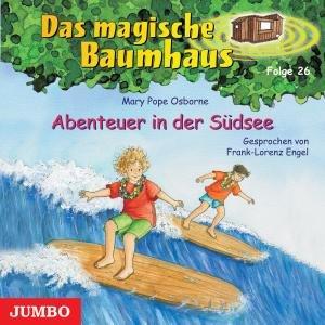 Das Magische Baumhaus 26/Abenteuer In Der Südsee