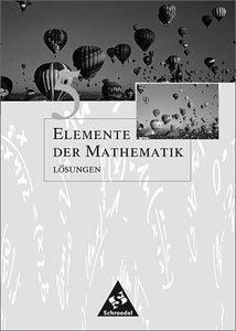 Elemente der Mathematik SI - Allgemeine Ausgabe 2001