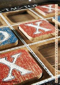 Brettspiele der Welt: Schach, Mancala und Go (Wandkalender 2016