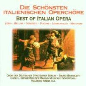 Die Schönsten Italienischen Opernchöre