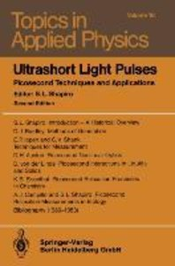 Ultrashort Light Pulses