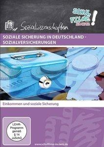 Soziale Sicherung in Deutschland - Sozialversicherungen