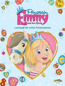 Prinzessin Emmy und ihre Pferde - Lernspaß für echte Prinzessinn