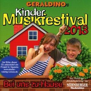 Geraldinos Musikfestival 2013