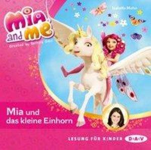 Mia and me 04: Mia und das kleine Einhorn