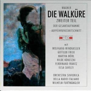 Die Walküre-Zweiter Teil