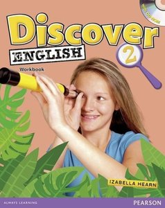 Discover English Global 2 Activity Book and Student's CD-ROM Pac
