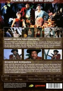 Piraten-Box (2 Filme)