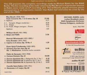 Bruch:Violinkonzert 1