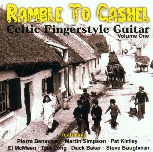 Ramble To Cashel-Celtic Fingerstyle Guit