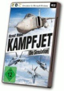 Kampfjet - Simulation