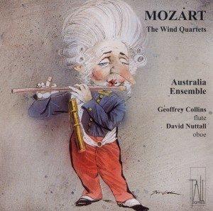 Die Quartette für Bläser und Streicher