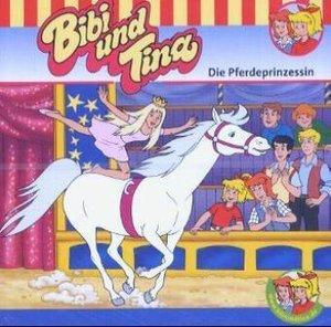 Bibi und Tina 49. Die Pferdeprinzessin. CD