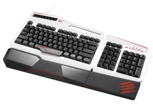 S.T.R.I.K.E. TEÖ Mechanische Gaming-Tastatur, Keyboard für PC, w