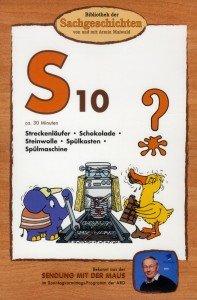 (S10)Schokolade,Spülmaschine,Steinwolle