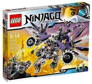 LEGO® Ninjago 70725 - Nindroid Robo-Drache
