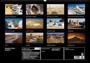 Weisse Wüste Ägypten (Wandkalender 2016 DIN A2 quer)