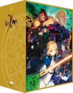 Fate/Zero - Box 1 - 2 DVDs + Sammelschuber