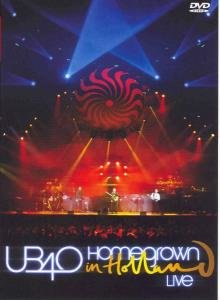 UB 40 - Homegrown in Holland - Live