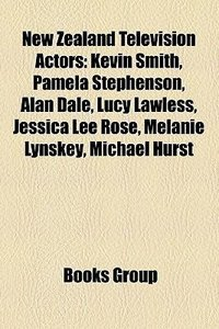 New Zealand television actors