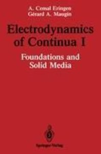 Electrodynamics of Continua I