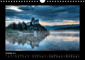 Magical Poland (Wall Calendar 2015 DIN A4 Landscape)