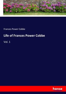 Life of Frances Power Cobbe