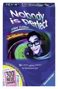 Heidelberger RV594 -Nobody is Perfect - Mini Edition, Kartenspie