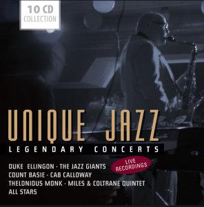 Unique Jazz-Legendary Concerts