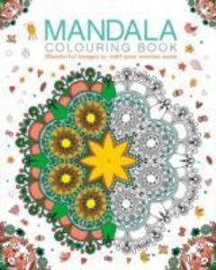 MANDALA CVOLOURING BOOK 2